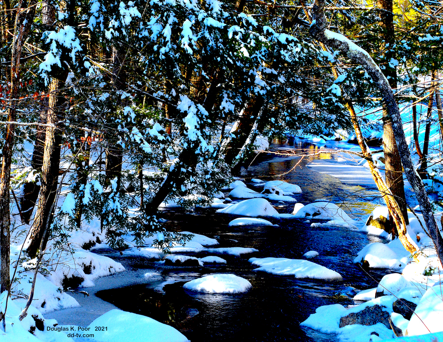 =========================================================================================================================================BROOK-WITH-SNOW