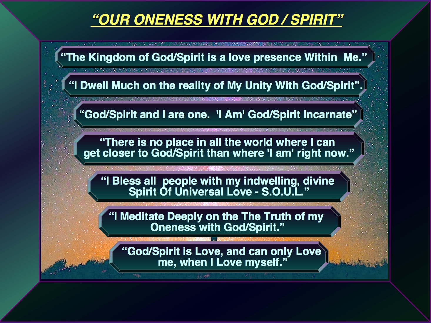 ============================================================PANEL GOD/SPIRIT WITHIN LOVE I AM S.O.U.L.=========================================================================PANEL GOD/SPIRIT WITHIN LOVE I AM S.O.U.L.