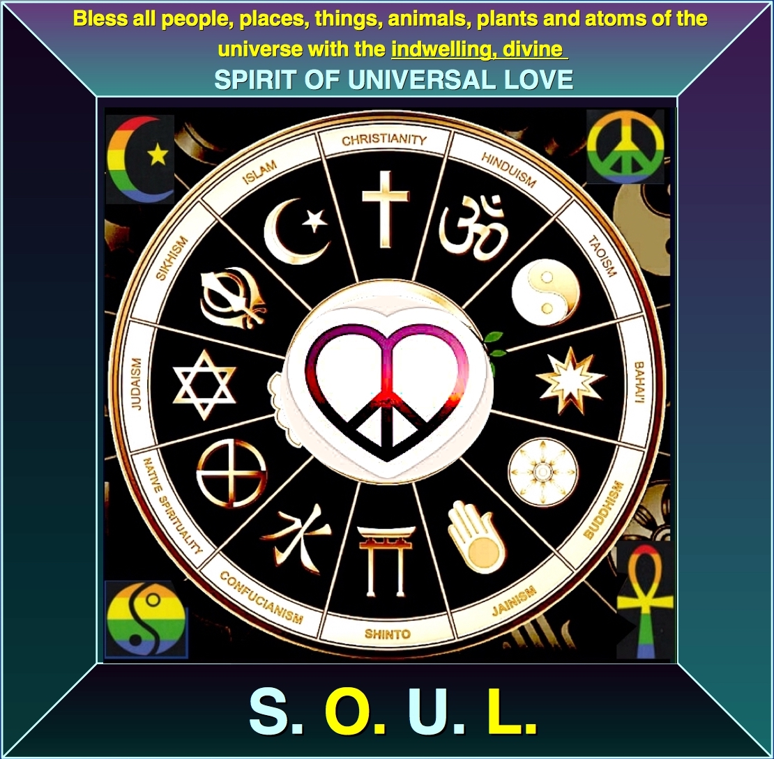 ============================================DOUGS SPIRIT WHEEL WITH S.O.U.L. BLESSING 1-6-21==================================DOUGS SPIRIT WHEEL WITH S.O.U.L. BLESSING 1-6-21