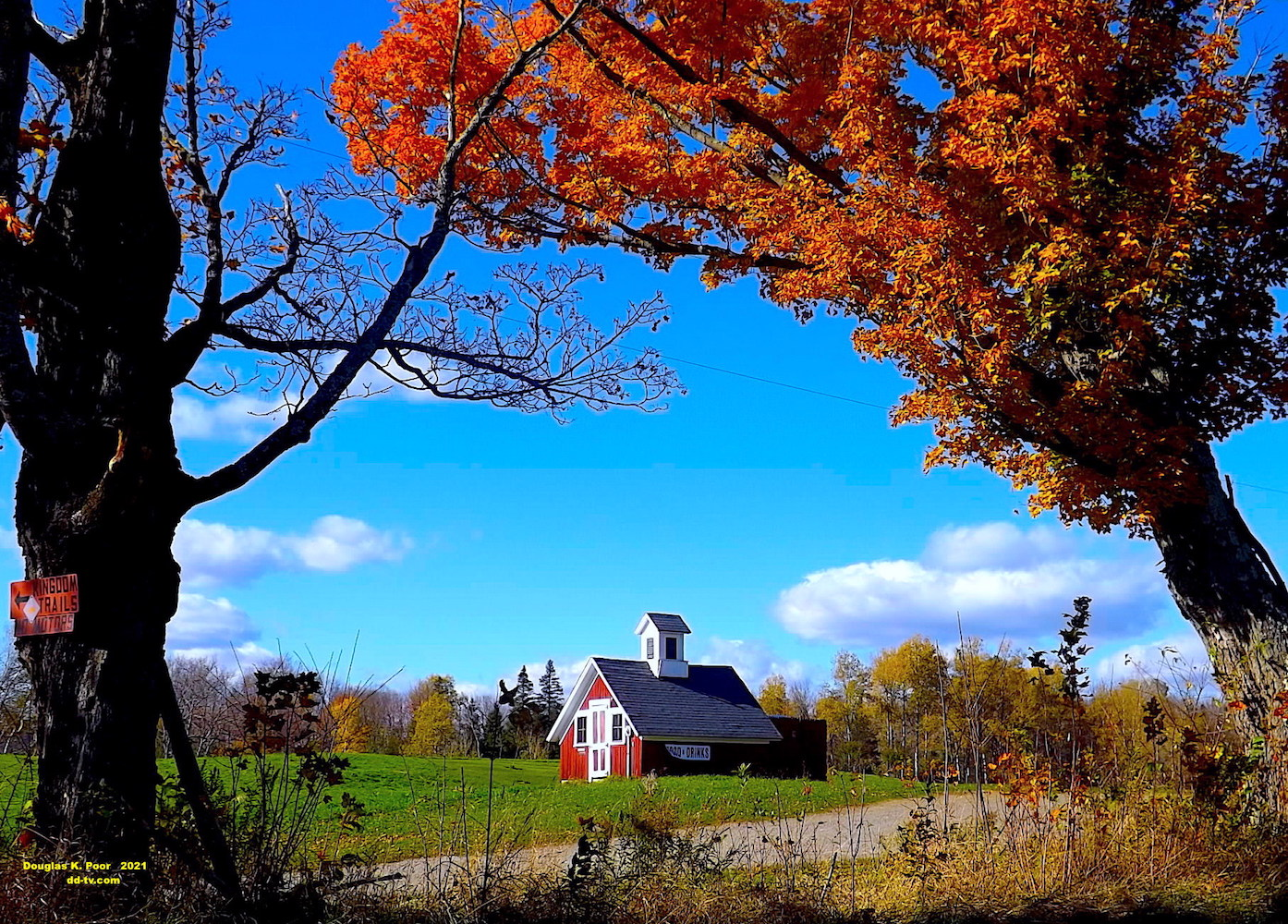 -----------============================================================================================================================================================================RED-MINIATURE-BARN-AND-TREES