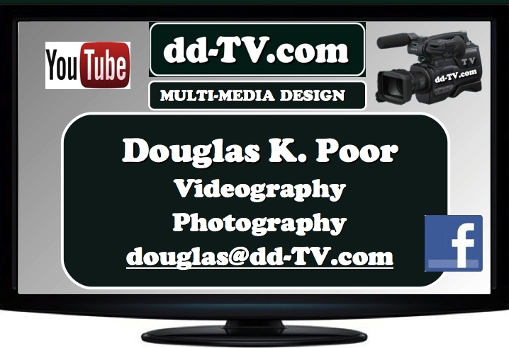 DOUGLAS K. POOR BUSINESS CARD WITH CONTACT INFORMATION