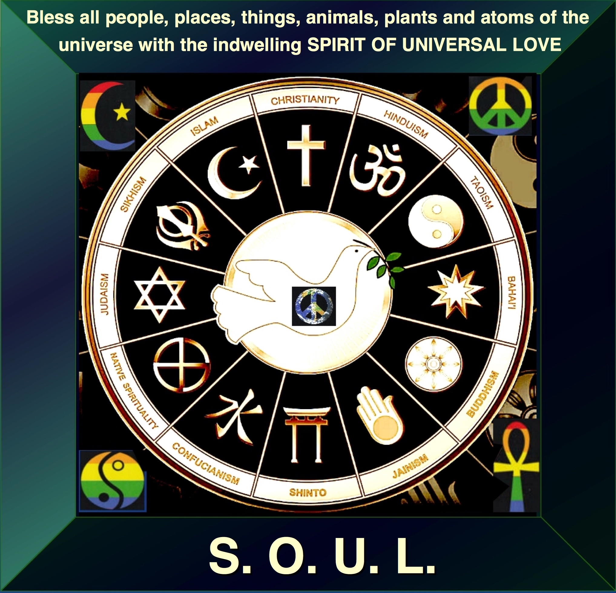 DOUGS SPIRIT WHEEL