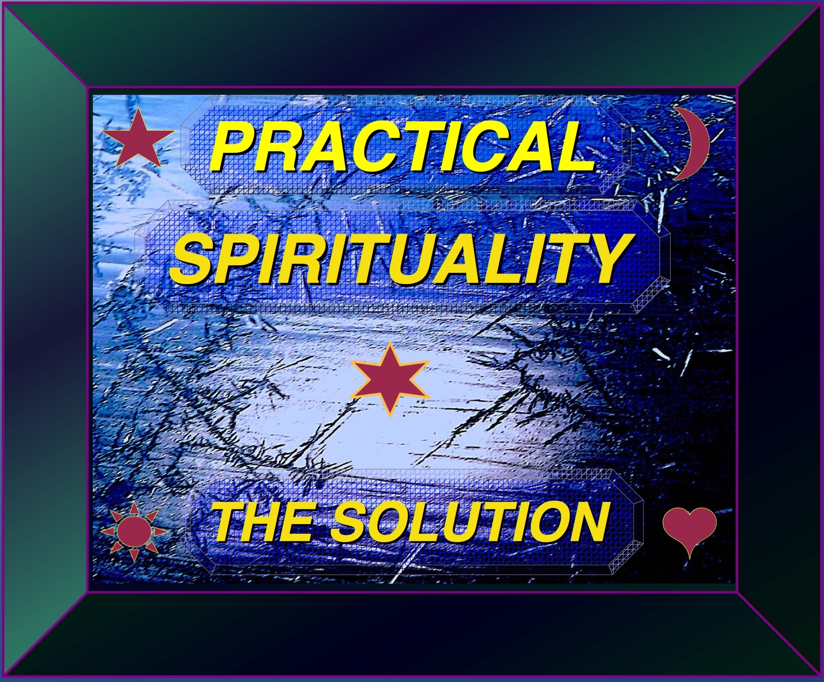 LOGO PRACTICAL SPIRITUALITY THE SOLUTION