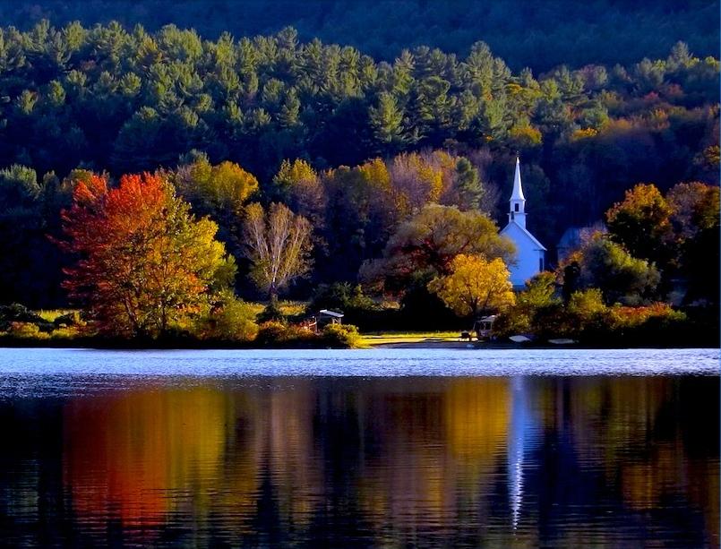 LITTLE WHITE CHURCH EATON NH