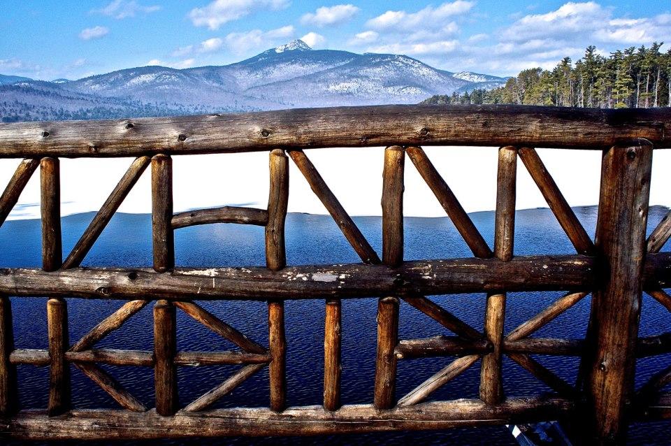 CHOCORUA BRIDGE AND MTN IN WINTER PHOTO BY DOUGLAS K. POOR dd-TV.com